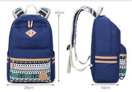 Wholesale Large Canvas For Cheap - Wholesale Cheap Large Capacity Student Backpack School Bags for Teenager Boys Girls College Multi-Function Laptop School Backpacks