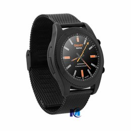 Wholesale Lenovo Waterproof - 2017 New Bluetooth Sync Smart Watch AS3 S3 Smartwatch Sport Android S9 for apple iPhone Samsung for Android huawei xiaomi lenovo