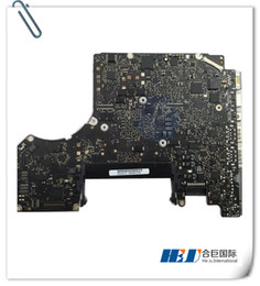 "Wholesale Coaxial Socket - 820-3115-B Original Logic Board for MacBook Pro 13"" A1278 2012 motherboard Core i5 2.5GHz replacement"