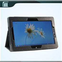 pestaña de soporte Rebajas Al por mayor-alta calidad de la PU cubierta de cuero para Asus VivoTab RT TF600T TF600 TF600TG caso para Asus vivo tab TF600T soporte de la bolsa envío gratis