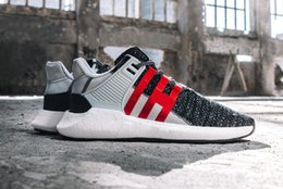 Wholesale New arrival Overkill x EQT Boost Consortium Originals EQT Support ADV Primeknit Mens Running Shoes women EQT sneakers eur