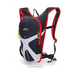 Wholesale Road Bicycle Bags - Wholesale- 2016 Waterproof nylon Bicycle Backpack Bikes rucksacks Packsack Road cyclings bag Knapsack Riding runnings Backpack Ride pack