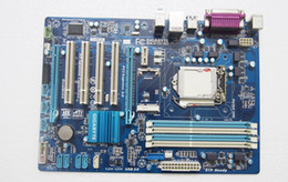 Wholesale Intel Gigabyte Motherboard - GA-P75-D3 Desktop Motherboard For Gigabyte p75 b75 Motherboards usb3.0 LPT COM PCIE X16 3.0 supported
