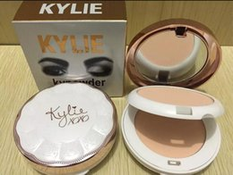 Wholesale Concealer For Dark Circles - Free shipping 2017 newest make up brand make up kit kylie face powder 4 different color for choose cosmetics make up 4pcs