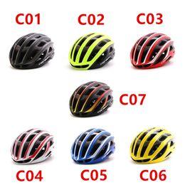 Wholesale Helmet Mountain Bike - C01-07 Ultra-light road bike pneumatic helmet. Mountain MTB helmet, the overall molded bicycle helmet, bicycle riding equipmen