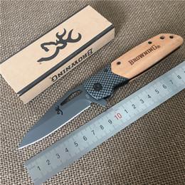 Pequena faca de ferramentas de ferramentas múltiplas on-line-BBROWNING X28 Multi Ferramentas Pequena floding Lâmina de Faca Tático Faca Dobrável Facas de Caça Sobrevivência de Bolso De Pesca Ao Ar Livre Camping facas