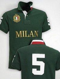 Argentina Diseño de marca Big Horse Polo camiseta de algodón de los hombres de Berlín Milán Nueva York Tokio París camiseta para hombre de la ciudad camisas de ocio Tees Suministro