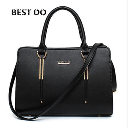 shoulder bag minimalist Promo Codes - Wholesale- Valen Pool Minimalist Fashion Handbags Career Women Shell Package