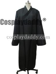 Deutschland Harry Potter Cosplay Lord Voldemort Kostüm Schwarz Kimono Robe Original Design Versorgung