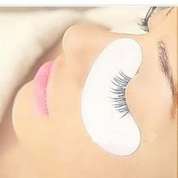 Wholesale Korea Wholesales - Wholesale 200pairs under eye pads the thinest lint free Eye Gel patches for eyelash extension from south korea Free shipping