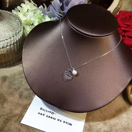 Wholesale Christmas Mail - Fashion S925 sterling silver SClassic Love Silver Pendant female Free mail