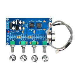 Wholesale preamp board - Freeshipping 2pcs lot NE5532 Amplifier Tone Preamp Board Dual Trannel Front Plate Power 2.0 Amplifier HIFI Enthusiast