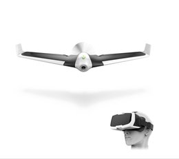 Wholesale Recording Parrot - France Parrot Disco fixed wing glider professional aerial aircraft high-definition remote control aircraft fighter aircraft model sent FPV g