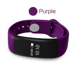 Wholesale Cell Phone Wrist Bands - H30 Smart Wristband Microsoft Band OLED Display Bluetooth 4.0 Heart Rate Monitor Sleep Dial Fitness Tracker for Cell Phones All Compatible
