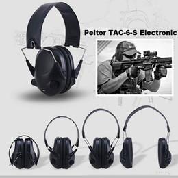 Emerson TAC-6-S электронная гарнитура протектор слуха наушники профессиональные IPSC съемки от