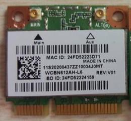 Wholesale Laptop Mini Pcie - Wholesale- Qualcomm Atheros AR9565 QCWB335 Half Mini PCIe BT4.0 Wireless Card 11S2020437 for Lenovo S400 S500 S410P S510P S415 Z410 Z510
