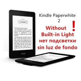 Wholesale Touch Generations - Wholesale- kindle paperwhite 2 without built in light second generation wifi e book reader ebook ink touch e ink book 4GB