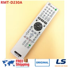 Wholesale Dvd Recorder Player - Wholesale- Remote Control for Sony RMT-D230A RDR-GX220 RDR-GX120 RDR-HX720 HDD DVD Recorder