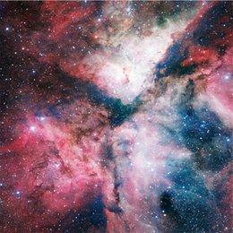 Wholesale Cosmic Print - Wholesale-photo wallpaper modern art Galactic cosmic sky zenith 3d nebula mural bedroom living room large mural wall paper painting
