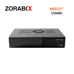 Wholesale Linux Satellite Receivers Wholesale - 10pcs Enigma2 Linux Digital Satellite Receiver ME ELO+Combo Tv Set Top Box DVB-S2+DVB-T2 C Combo HD Receiver Same X Solo Mini3