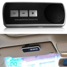 Canada Kit mains libres bluetooth kit voiture haut-parleur microphone 40set / lot Offre