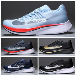 Wholesale Air Shoe Brand - 2017 New Air Zoom Running Shoes Zoom Vaporfly 4% Fly SP Breaking 2 Brand Sneaker Men Sport Shoe Light Energy Boot Size 40-45
