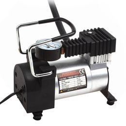 Автомобиль авто электрический насос воздушный компрессор портативный шин Инфлятор насосы инструмент 140PSI/965kPA Бесплатная доставка CEC_011 от
