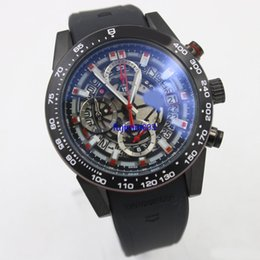 Wholesale Rubber Formula - 2017 luxury brand watch men 46mm FORMULA Small dial work Automatic machinery TAG no battery time Watch model AAA clock replicas watches 001