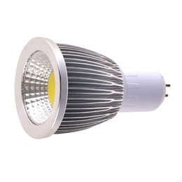 Wholesale Downlights Living Room - New 3W 5W COB LED 120 Degree Wide Angle Light Lamp Cold Warm White E27 E14 GU10 GU5.3 MR16 Bulb Lamp High Bright Led Spotlights Downlights