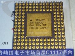 Wholesale Head Regulators - BA1189DC GA4 DMXINT . Double head screws pga flowers . Gold CPGA CPU , Electronic Component   IC