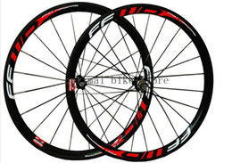 Wholesale Cheap Carbon Fiber Wheels - free painting wheel 38mm 23 25mm width clincher carbon fiber Powerway R36 hub road bicycle wheels UD 3K 700c cheap bicycle parts