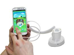 Teléfono celular con soporte de seguridad tableta móvil c antirrobo antirrobo para venta minorista con función de carga y alarma desde fabricantes