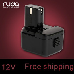 Wholesale Hit Tools - for Hitachi Hit 12V power tool battery Ni cd,EB1212S,EB1214L,EB1214S,EB1220BL,EB1220HL,EB1220HS,EB1220RS,EB1222HL