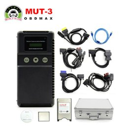 Wholesale Scanners For German Cars - Mut 3 Mut III Scanner for Mitsubishi MUT3 for Cars and Trucks MUT 3 Diagnostic tool