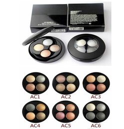Wholesale Natural Mineral Water Brands - Brand new high quality best-selling products free shipping to collect mineral composition 4 color eye shadow 0.5 g