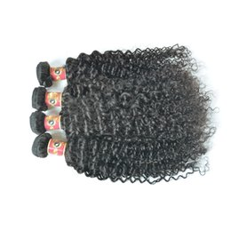 Wholesale Brazilian Curly Virgin Bulk Hair - Kinky Curly Human Hair Weave Bundles Cheap Brazilian Kinky Curly Virgin Hair in Bulk Unprocessed Brazilian Virgin Hair Curly Weave Bulk
