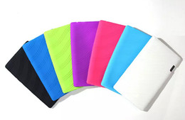 """Wholesale Tablet Sleeve High Quality - Wholesale- High Quality Soft Silicon Rubber Skin Protective Shell Cover Sleeve Case For Lenovo Tab 2 Tab2 7.0 A7-10F A7 10 10F 7"""" Tablet"""