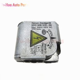 Wholesale D2r Ballast - 4E0941471 5DD 008 319-10 5DD008319-10 Hella D2S D2R Xenon Headlight Igniter For Audi BMW Mercedes-Benz Saab Chrysler Ford Jaguar