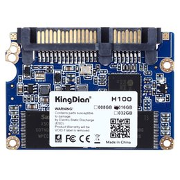 Wholesale 16gb Ssd - KingDian H100 SSD Solid State Drive 16GB Four Channel 1.8 Inch SATA2 Hard Disk For Laptop POS Touch All-In-One