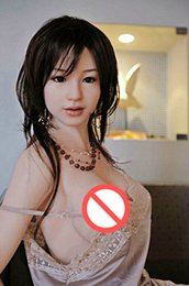 Wholesale Shopping For Realistic Sex Doll - Sex shop full size real silicone sex doll realistic vagina ass japanese love dolls inflatable sex toys for men