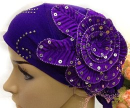 Wholesale Navy Blue Headbands - Wholesale- coffee,blue,white,navy blue and grey in stock New arrival MUSLIM HIJAB