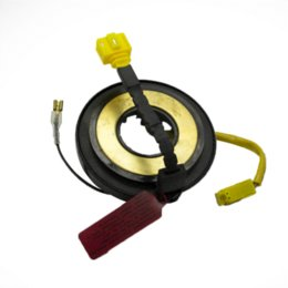 Wholesale Volkswagen Parts - Free Shipping 1H0959653E Auto Car AirBag Parts Replacement Airbags Clock Spring Spiral Cable Front Steering Wheel For Volkswagen
