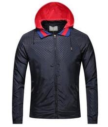Wholesale Trench Coat 2xl Men - New Jacket Men Hooded Overcoat Winter Warm Mens Jackets Trench Coats Casual Hoodies Homme Windbreak Brand Clothing M-3XL