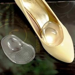 силиконовый гель стельки массаж стопы колодки плюсневой колодки , мяч из ног подушку , дополнительный комфорт анти-скольжения колодки от Поставщики шариковые подкладки