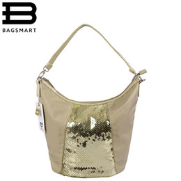 Wholesale Pa Soft - Wholesale-BAGSMART Women Vintage Bridal Handbag Beige Famous Designers Brand Handbags Women Shoulder Bag Sac Pas Cher