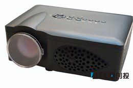 Wholesale Atco Projectors - Wholesale-Newest ATCO 1600Lumens portable multimedia mini projector with 800*480 home theater led lcd projectors 1080P hd beamer
