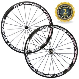 Wholesale Carbon Cyclocross Wheelset Clincher - Superteam 38mm Carbon Wheels Clincher Cyclocross Bicycle Wheelset Carbon Fiber Road Wheel Clincher Tubular Wheelset free shipping