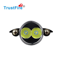 Wholesale Motorcycle Laser - LED Bicycle Light Bike Headlight Cycling motorcycle Head Lamp 2000 Lm 2 x CREE XM-L T6 + 2 Infrared laser LED Bicycle Accessories Set