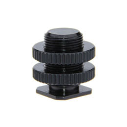 """Wholesale China Wholesale For Shoes - CAMVATE 10PCS Mic Stand Adapter 5 8""""-27 Male Threaded to Hot Shoe for Microphone Mic Mount"""