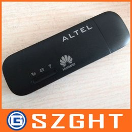Wholesale Huawei Wireless Usb Modem - Wholesale- Unlock Huawei E8372 LTE USB Wingle LTE Universal 4G USB WiFi Modem car wifi E8372h-608
